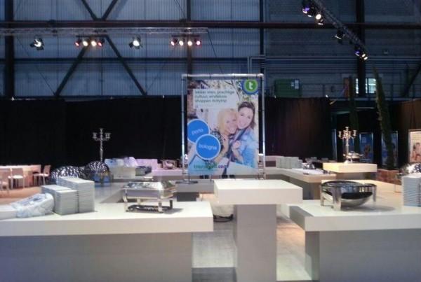 Verzorging 40-jarig jubileum Transavia te Amsterdam