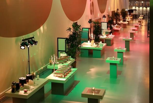 jaarfeest van KLM Ground personel bij de Heineken Music Hall te Amsterdam